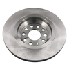 Brake Disc for AUDI, CUPRA, SEAT, SKODA, VW Rear ECE R90