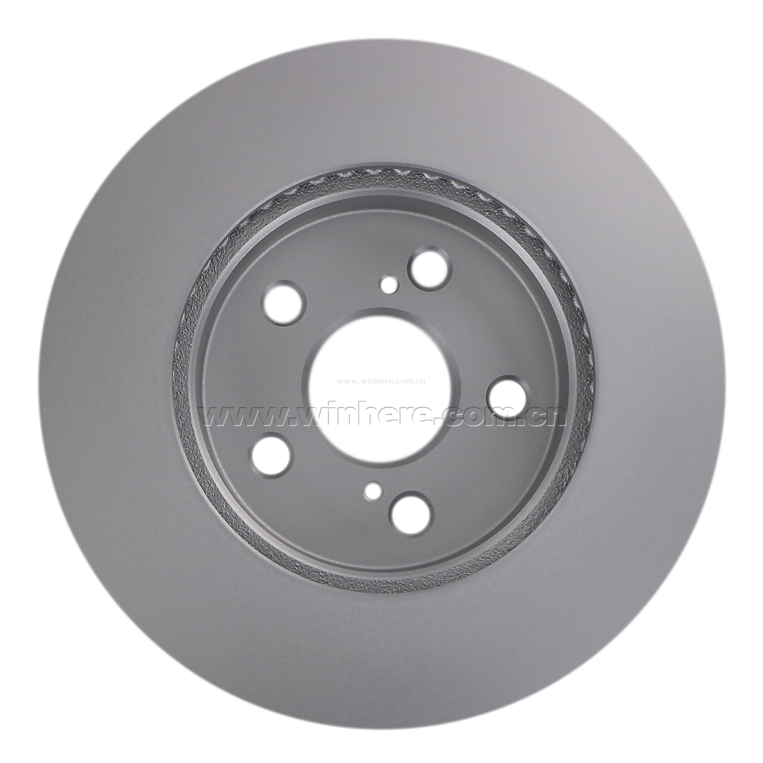 High Quality Drilled Front Brake Disc ECE R90