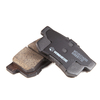 High Quality Passenger Commercial Vehicle Brake Pad ECE R90