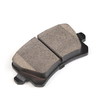Brake Pad for OE#3C0 698 451 D Rear Auto Spare Parts