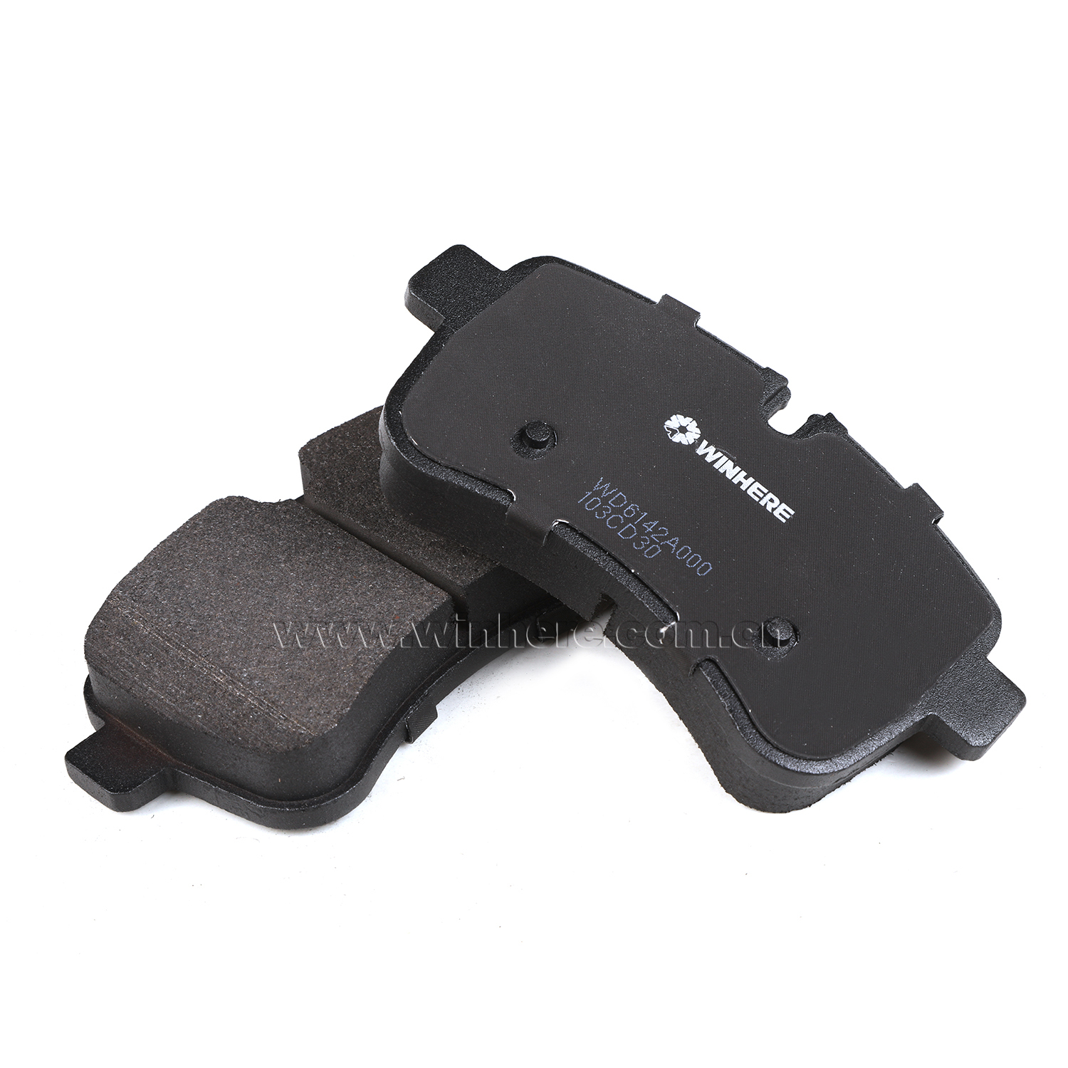 Brake Pad ECE R90 High Quality Semi-metallic Low-steel Ceramic