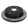 High Carbon Brake Disc High Quality Rear Auto Spare Parts ECE R90