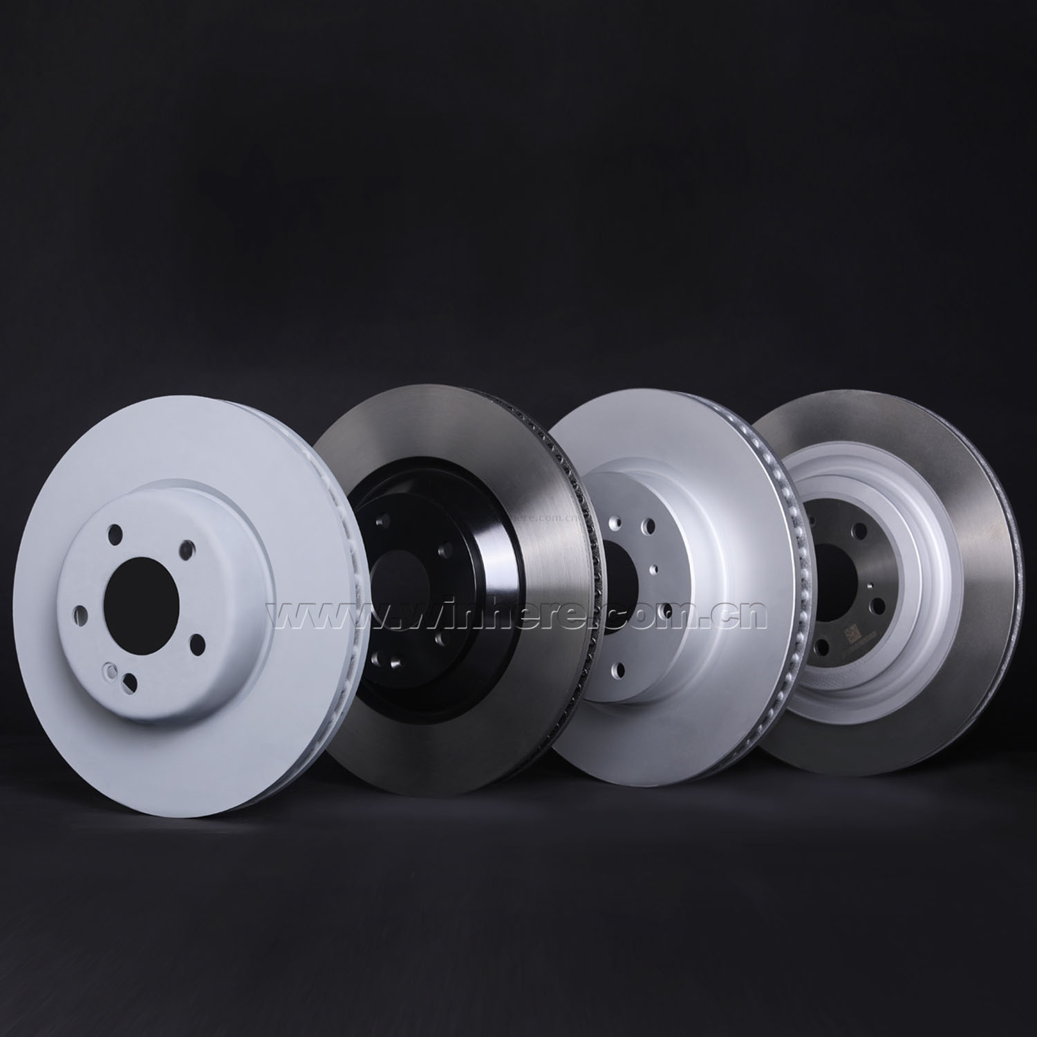 Non Directional Brake Disc ECE R90 Rear Auto Spare Parts
