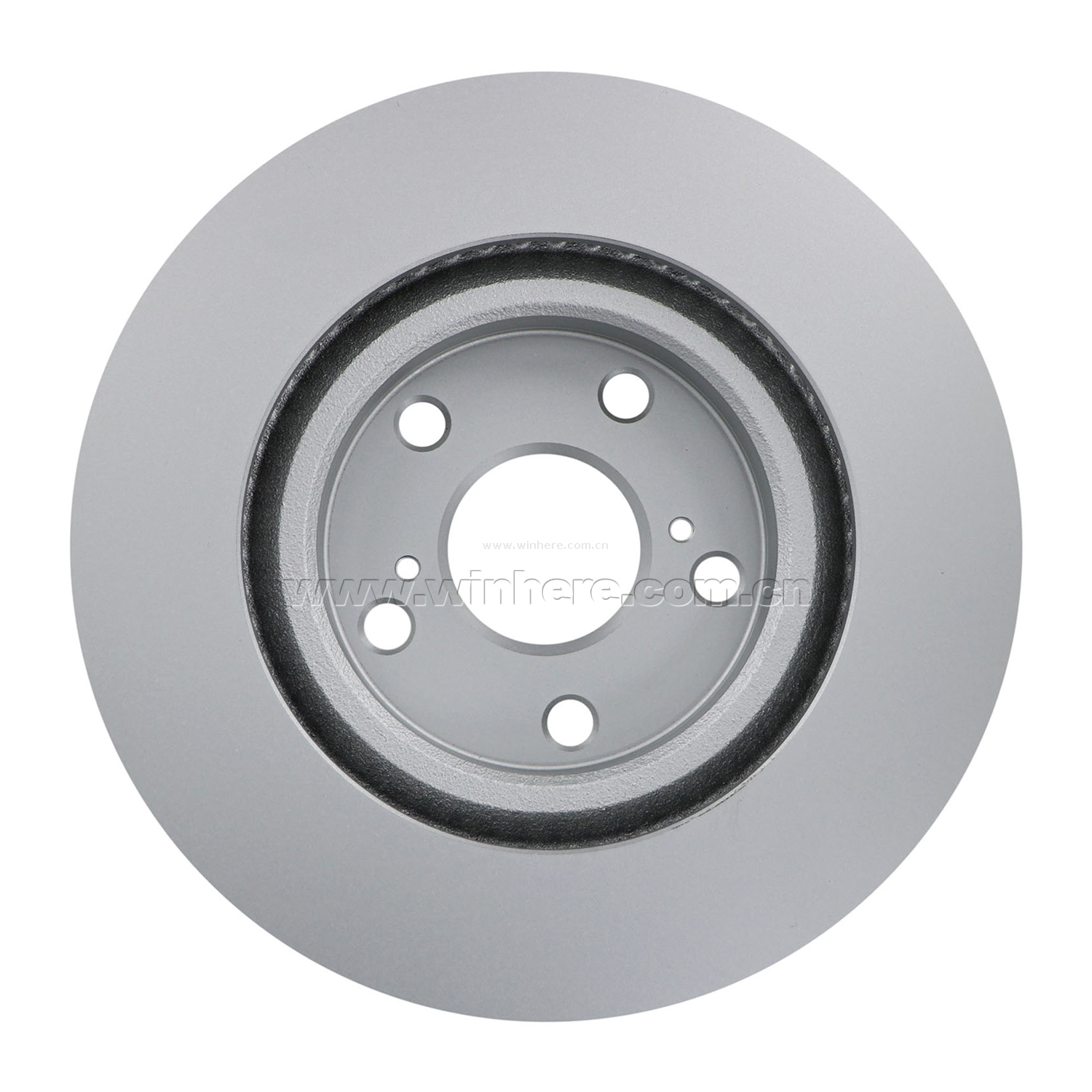 Front Slotted Brake Disc for LEXUS, TOYOTA ECE R90