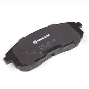 Dustless Brake Pad for NISSAN Front ECE R90