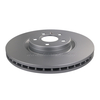 Front Painted Brake Disc for VOLVO ECE R90